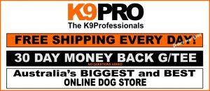 online dog shop K9Pro