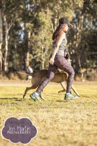 heeling exercise
